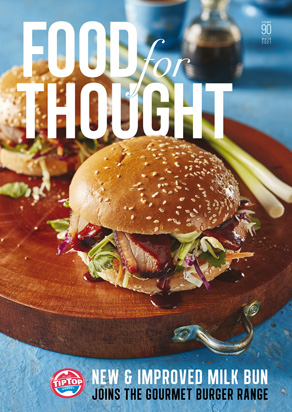 Food for Thought Issue 90 Cover