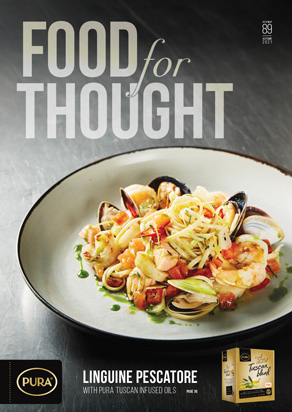 Food for Thought Issue 89 Cover