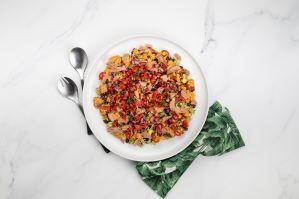 Tex mex tuna salad recipe