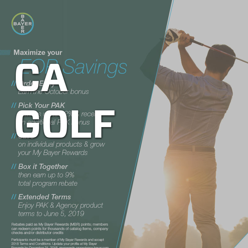 BAYER CA Golf Fall Solutions EOP